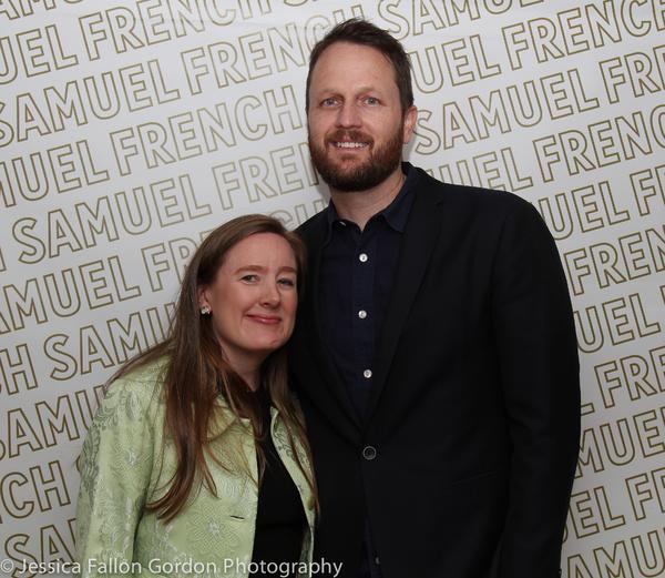Sarah Ruhl and Todd Almond