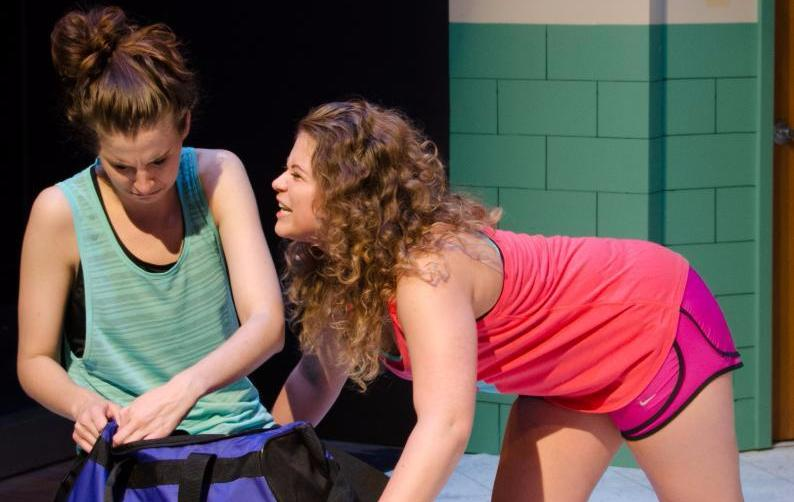 BWW Review: DRY LAND at Mildred's Umbrella Theater Company