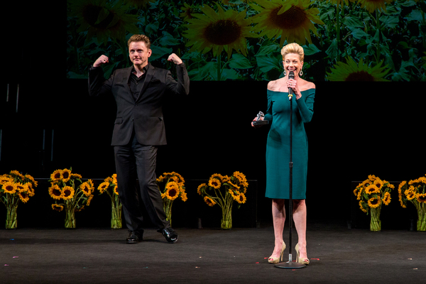 Photo Coverage: The Actors Fund Honors Marin Mazzie at NOTHING LIKE A DAME