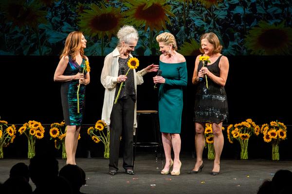 Donna Murphy, Mary Beth Peil, Marin Mazzie, Karen Ziemba