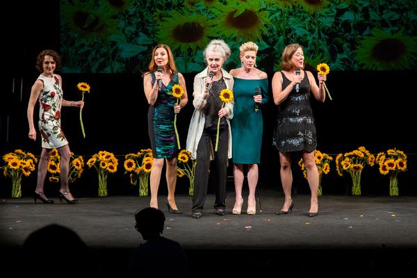 Bebe Neuwirth, Donna Murphy, Mary Beth Peil, Marin Mazzie, Karen Ziemba