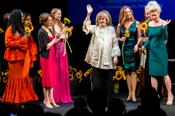 Tonya Pinkins, Judy Kuhn, Erin Hill, Phyllis Newman, Donna Murphy, Mary Beth Peil, Marin Mazzie