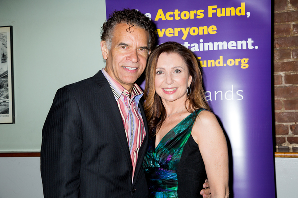 Brian Stokes Mitchell, Donna Murphy