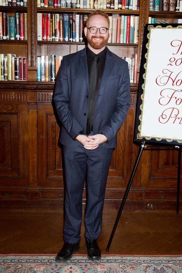 Photo Coverage: Jordan Harrison and Zayd Dohrn Receive Horton Foote Awards