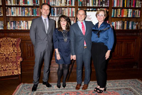 Zayd Dohrn, Stockard Channing, Jordan Harrison, Mari Marchbanks Photo