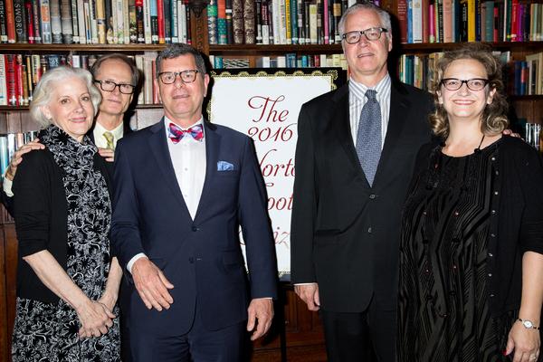 Hallie Foote, Devon Abner, Horton Foote, Jr., Walter Foote, Diane Foote