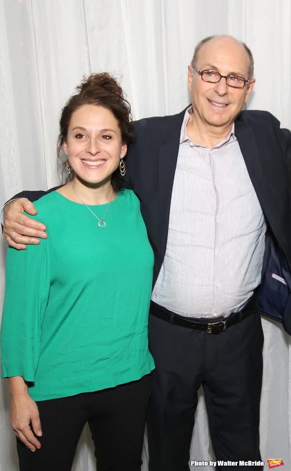 Sarna Lapine and Robert Lapine