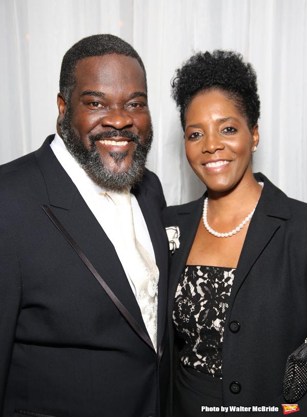 Phillip Boykin and wife Felicia Richardson