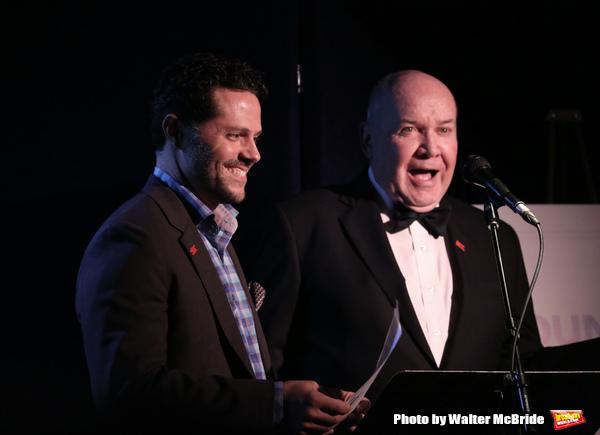 Joshua Bergasse and Jack O'Brien  Photo