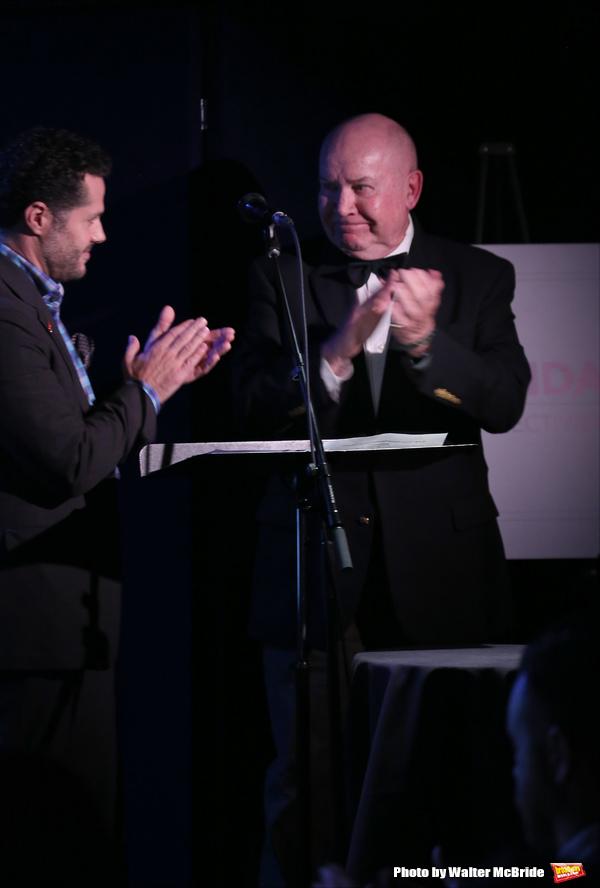 Joshua Bergasse and Jack O'Brien