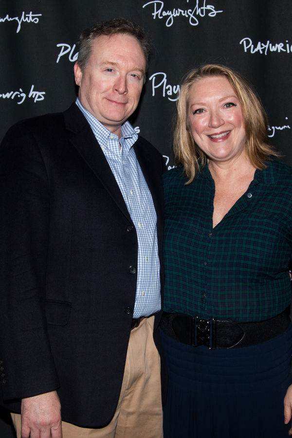 Brent Langdon & Kristine Nielsen