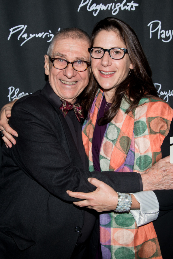 Robert Moss & Anne Kauffman Photo