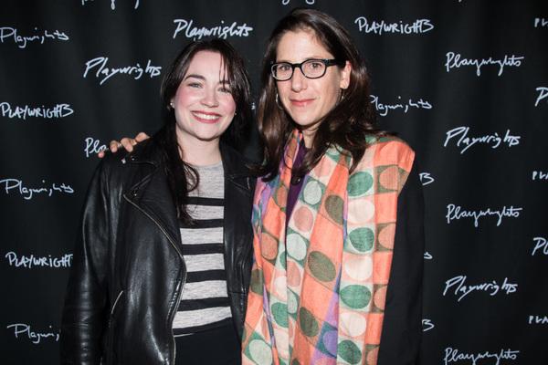 Ismenia Mendes & Anne Kauffman
