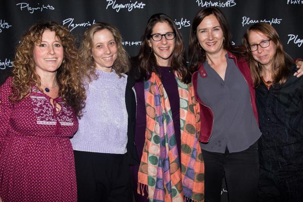 Hannah Bos, Jenny Schwartz, Anne Kauffman, Lisa D'Amour & Anne Washburn