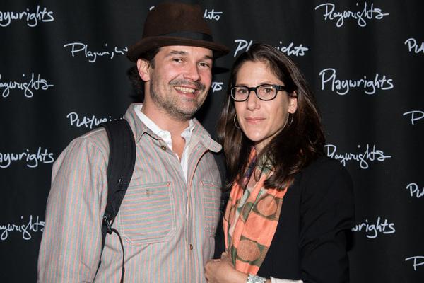 Chris Stack & Anne Kauffman