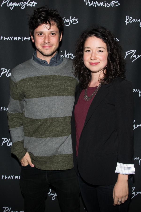 Raviv Ullman & Sarah Steele