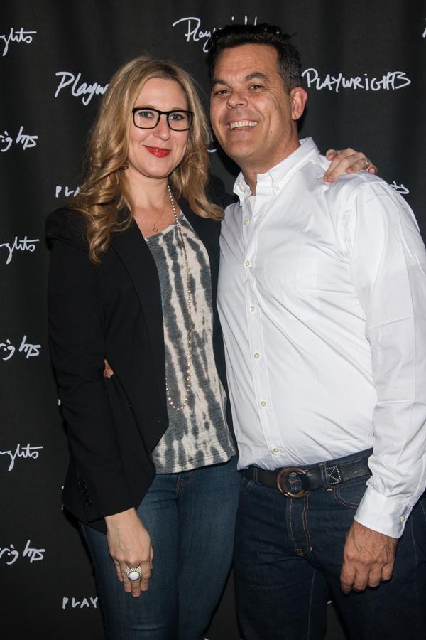 Cassie Beck & Adam Bock
