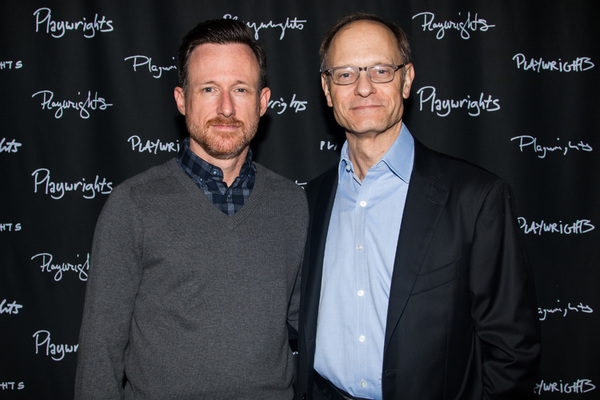 Brad Heberlee & David Hyde Pierce