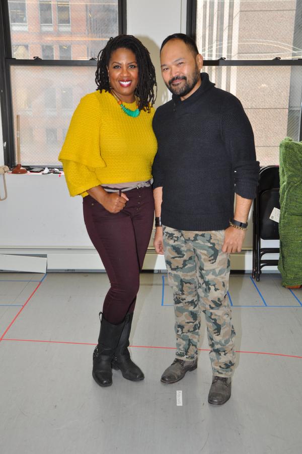 Christine Anthony and Orville Mendoza Photo