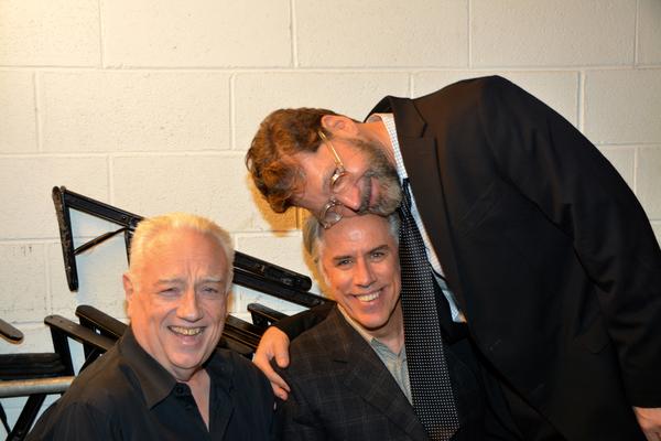 Ed Dixon, Jeff McCarthy and David Staller