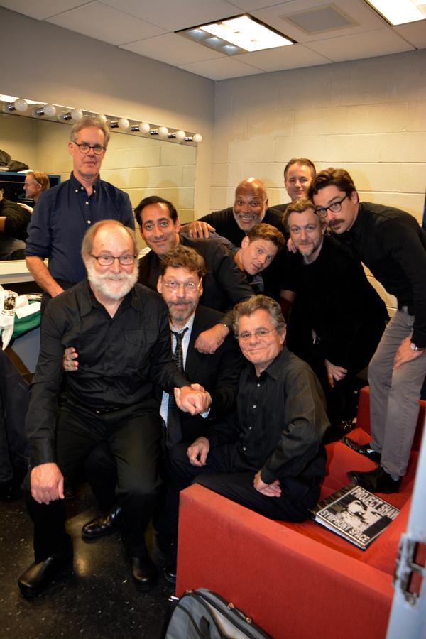 Jack Gilpin, Robert Zukerman, James Rana, David Staller, Raphael Nash Thomoson Richar Photo