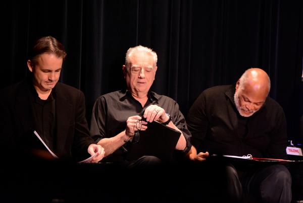 David Sedgwick, Ed Dixon and Raphael Nash Thompson