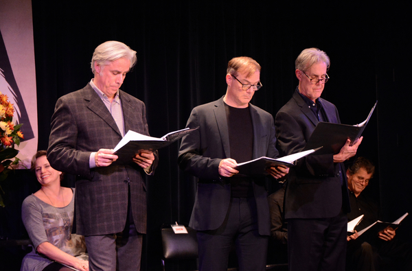 Jeff McCarthy, Drew McVety and Jack Gilipn