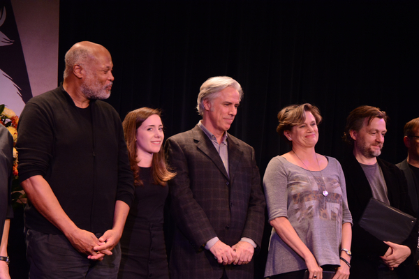 Raphael Nash Thompson, Talene Monahon, Jeff McCarthy, Cady Huffman and Alan Cox