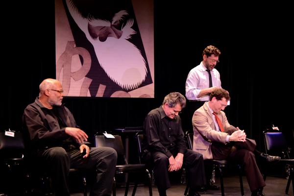 Raphael Nash Thompson, Richard Ferrone, Andrew M. Flescher and David Staller