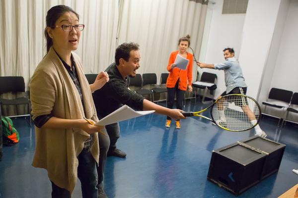 Jennifer Lim, Michael Braun, Jeanine Serralles, and Bhavesh Patel