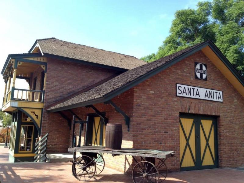 Theatre in Historic Places: Unbound Productions Takes MYSTERY LIT to the Santa Anita Train Depot