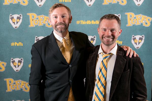 David Carpenter and John Pinckard Photo