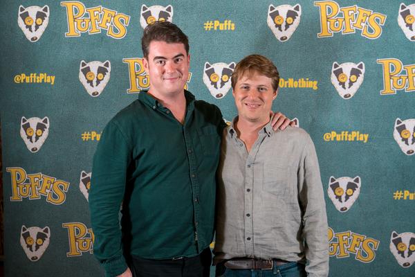 Jason Corcoran and Sam Davis  Photo