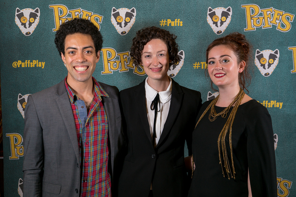James Fouhey  and Eleanor X with  Kristin McCarthy Parker  Photo