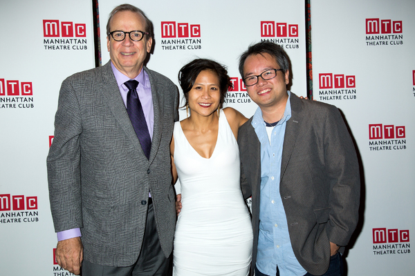 Barry Grove, May Adrales, Qui Nguyen