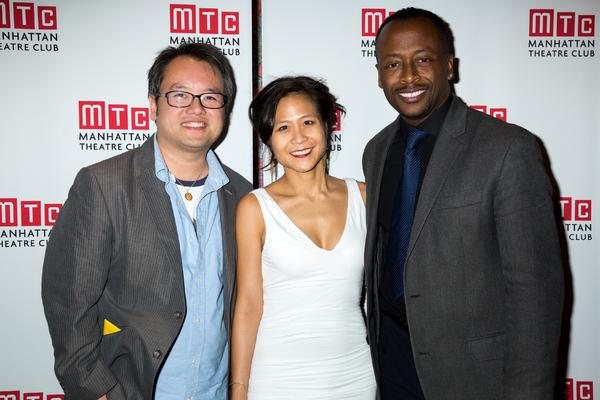 Qui Nguyen, May Adrales, Shane Rettig