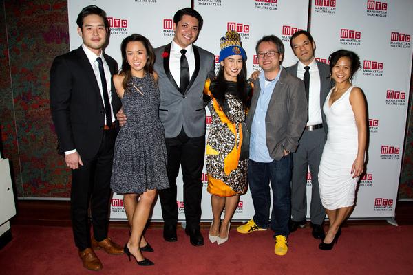 Raymond Lee, Samantha Quan, Jon Hoche, Jennifer Ikeda, Qui Nguyen, Paco Tolson, May Adrales