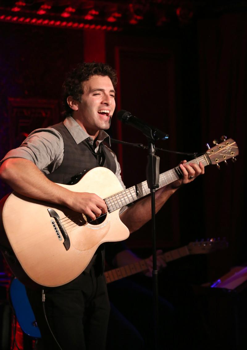 BWW Interview: Jukebox King Jarrod Spector Gets Ready to Hold Court at Feinstein's/54 Below!