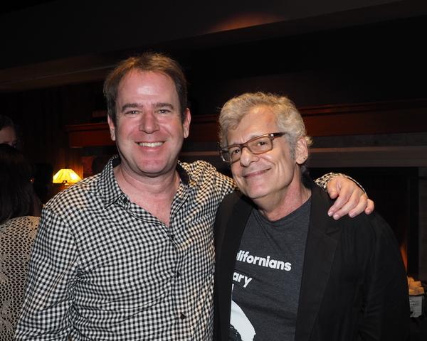 David Elzer and Ken Werther Photo
