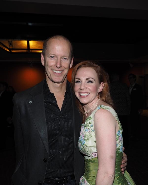 Art Manke and Kelley Dorney