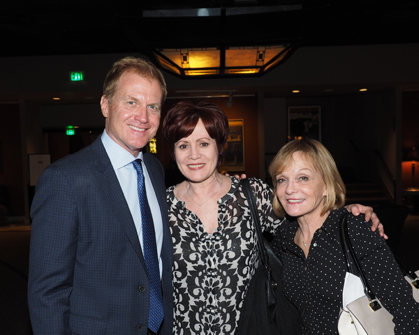 Tom McCoy, Tracy Lore, and Cathy Rigby