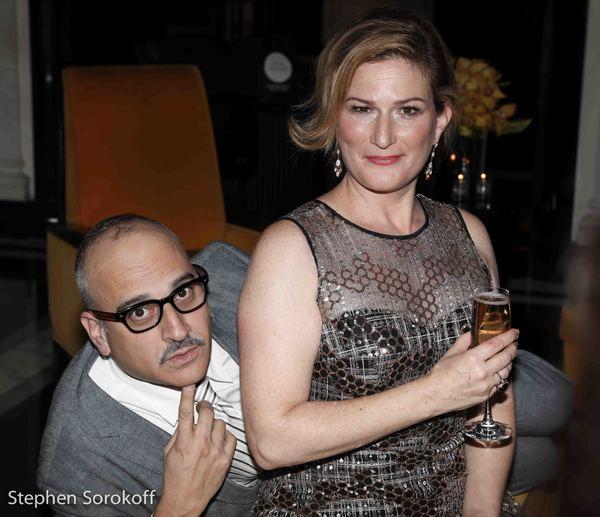 Julian Fleisher,  & Ana Gasteyer