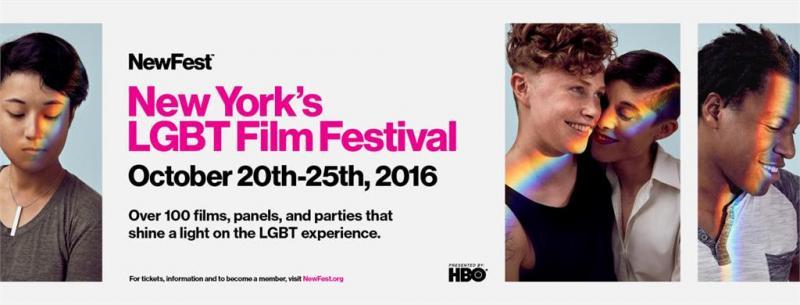 NewFest, New York's LGBT Film Festival, Announces 2016 Audience Award Winners