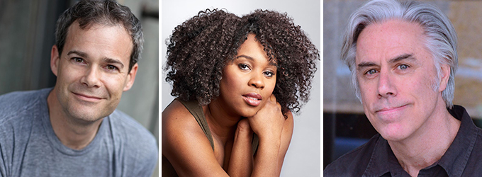 Jeff McCarthy, James Ludwig and Ta'Rea Campbell to Lead NC Theatre's SPAMALOT; Full Cast Set!
