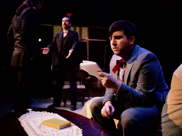 Photos: First Look at Ophelia Theatre Group's HEDDA GABLER