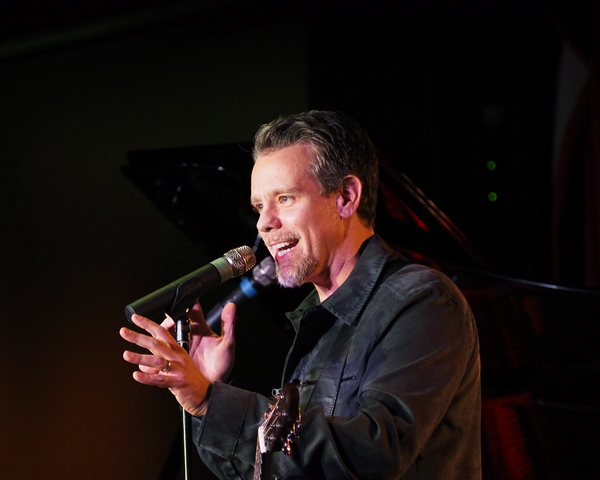 Photo Coverage: West Coast Debut Of ADAM PASCAL AND ANTHONY RAPP: ACOUSTICALLY SPEAKING