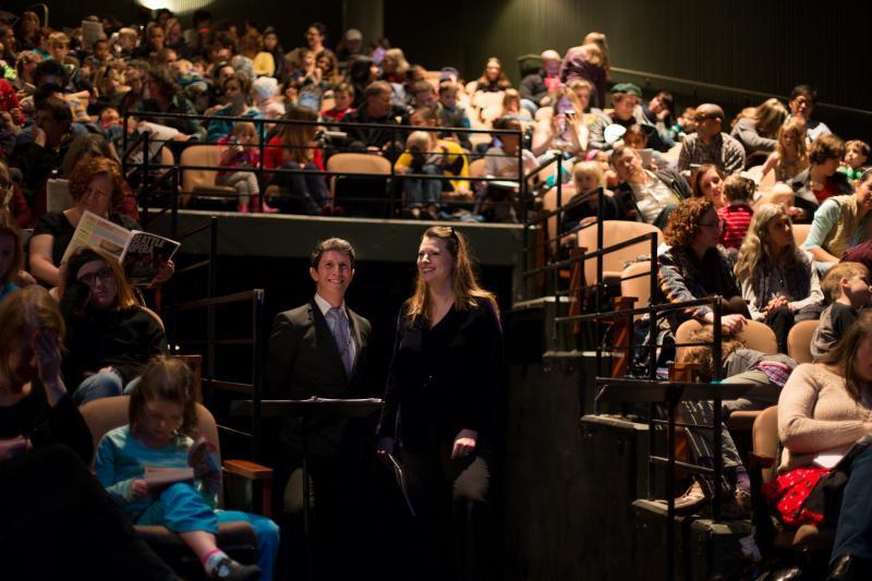 BWW Interview: Seattle's AS ONE Tells Transgender Story Through Opera