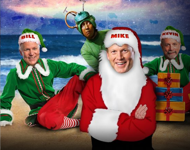 Feature of Holiday RiffTrax Events Coming to Theaters Nationwide