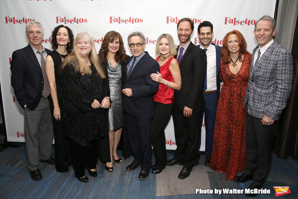 Michael Rupert, Barbara Walsh, Heather Macrae, Janet Metz, Chip Zien, Alison Fraser, Jonathan Kaplan, Andrew Leeds, Carolee Carmello and Stephen Bogardus