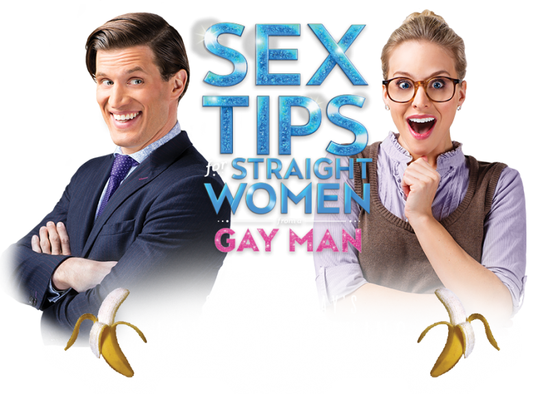 Sex tips for straight women from a gay man photo 892